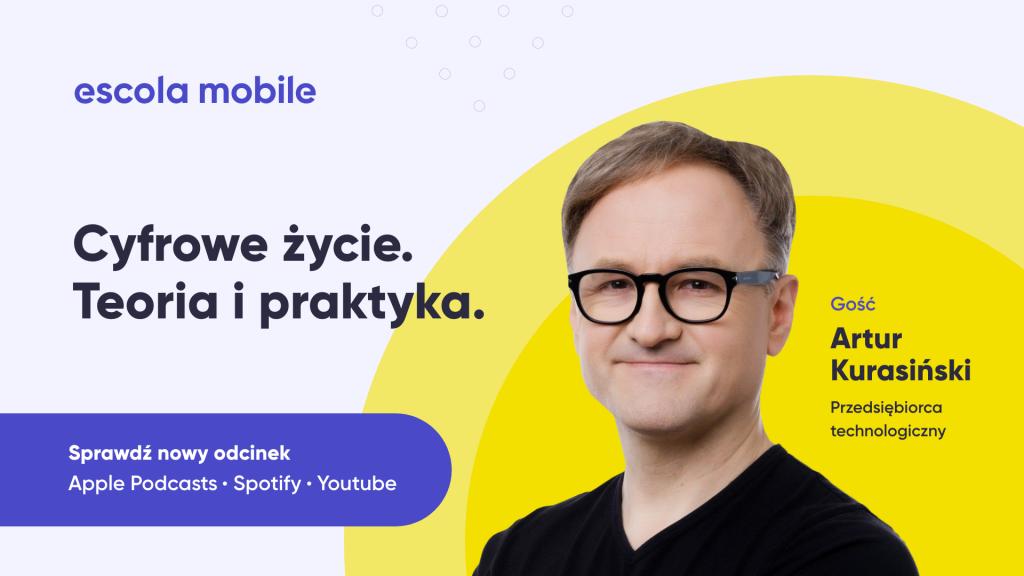 Artur Kurasiński.Kim jest przedsiębiorca technologiczny?
